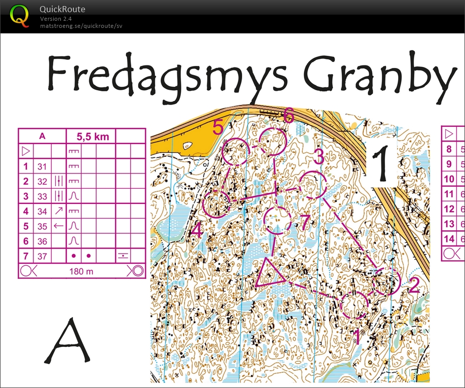 Fredagsmys #3 Intervall 1 (2018-12-14)